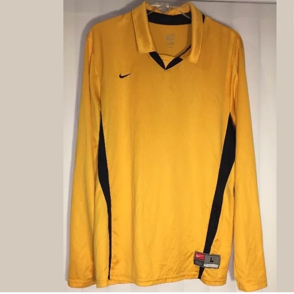 Activewear Activewear Tops Nike LA Rams Foodball Long Sleeve Hyperwarm L-fitted Men's Size L